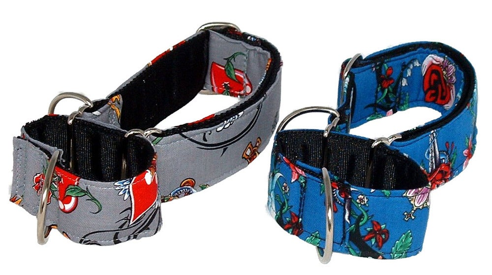 Tattoo Martingale Collar