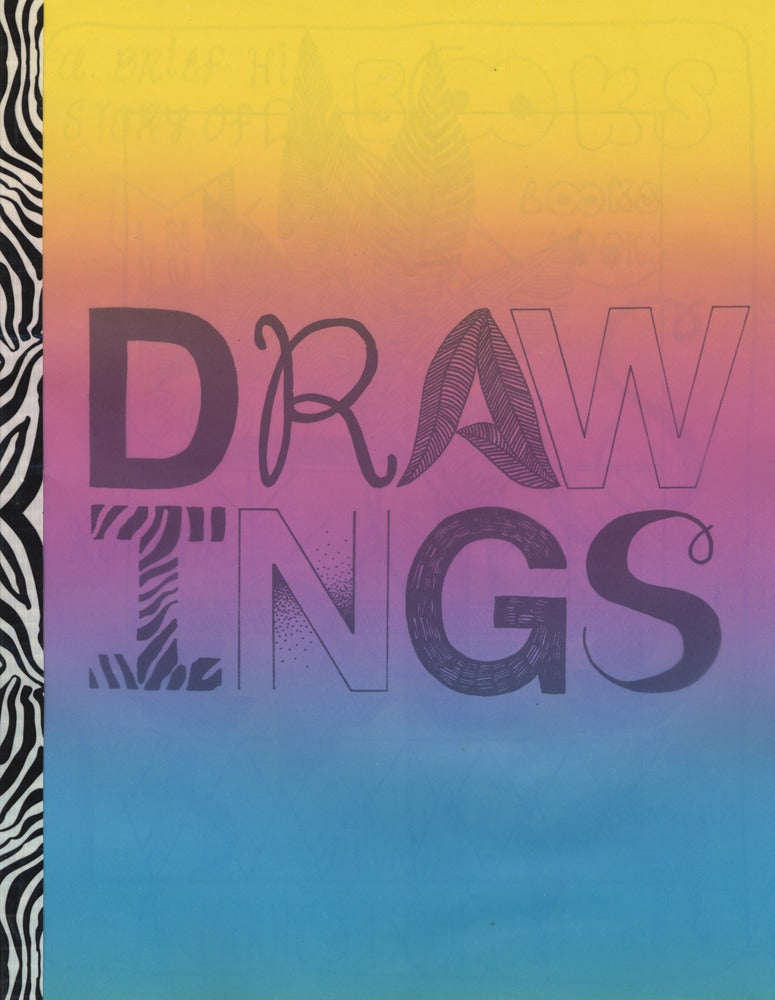Image of DRAW ~ INGS Zine