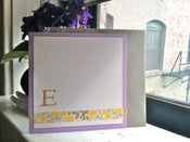 Image of Just a Touch of Summer Gold Monogram Set