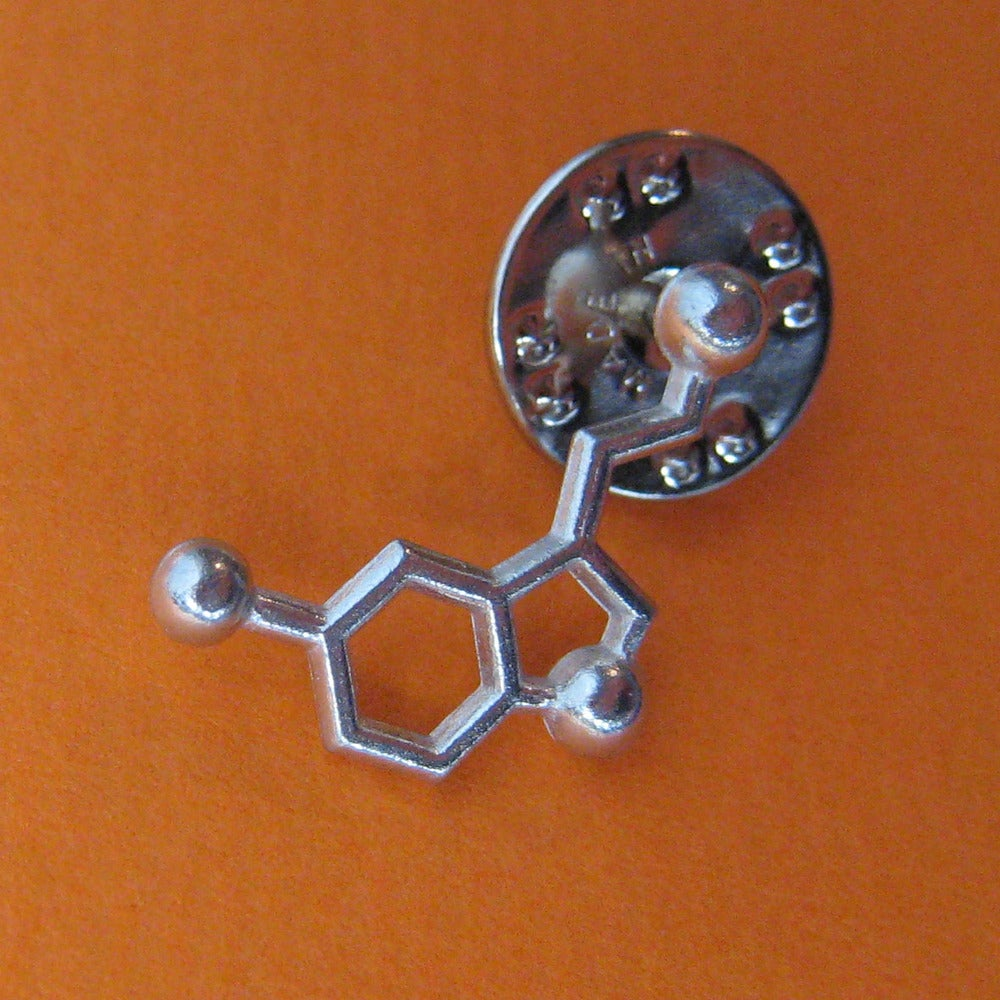 Image of pewter pins & tie tacks