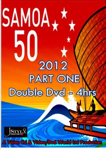 Image of SAMOA 50th INDEPENDANCE DAY 2012: PART 1, PART 2 PART 3 DVDs!