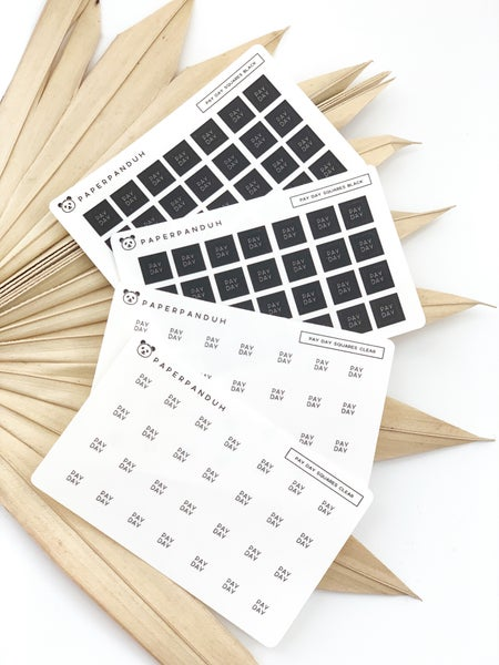 Image of Mini Pay Day Squares