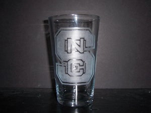 Image of NC State Drinking Glass