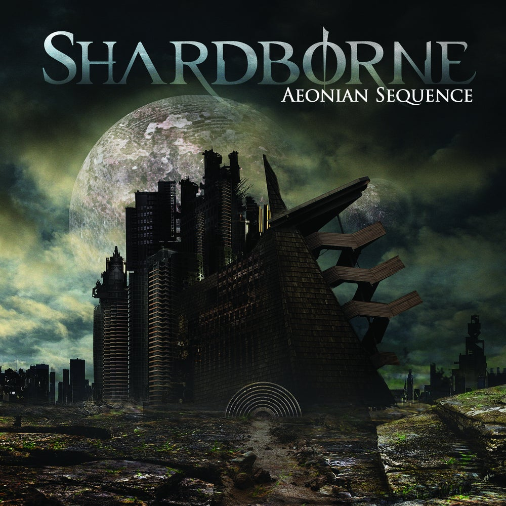 Image of Aeonian Sequence EP CD