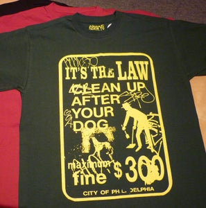 Image of It's The Law To Clean Up After Your Dog