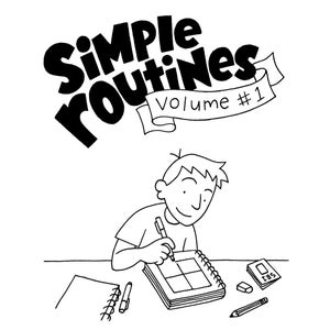 "Image of JP Coovert ""Simple Routines Volume 1"""