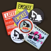 Image of DWG Sticker Pack