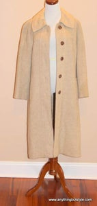 Image of Lorendale Wool beige Coat