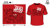 Image of TRAFFICK JAM 2012 TEE