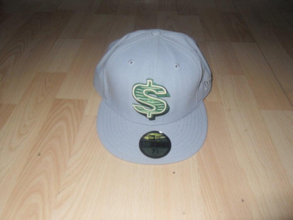 Vintage Shiz — Billionaire Boys Club Diamond Fitted Cap Hat 7 3 4 7 7 8 8414673cf72