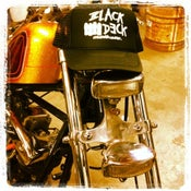 Image of Black Deck Trucker Hat