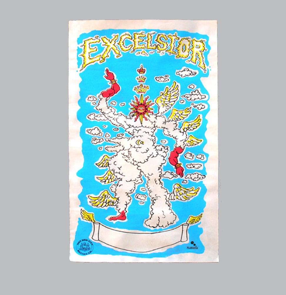 Image of excelsior tur poster