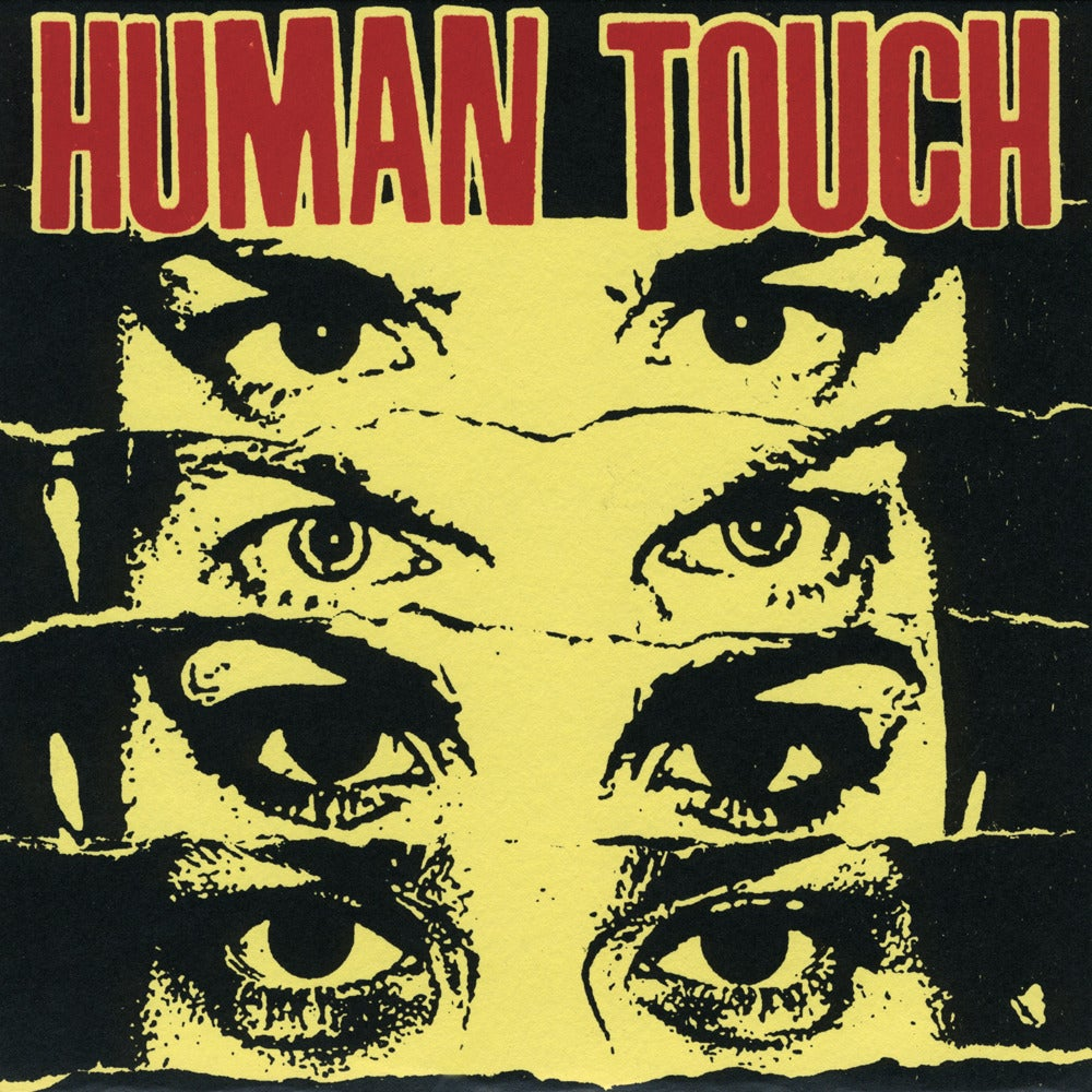 "Image of Human Touch ""s/t"" 7"""