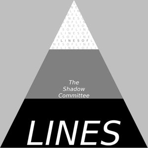 Image of ZIG003 - Lines (The Shadow Committee) Triple miniCD