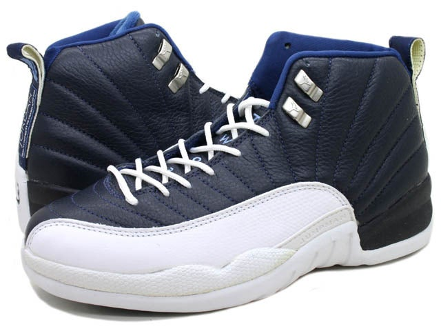 3a38a64ab593 The Kicks Connect — Jordan Retro 12 Obsidian