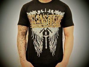 """Image of NEW - Oceans Divide """"WINGS"""" shirt"""