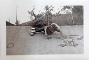 Image of Vintage Dick Hoole Skateboarding Images - Tony Alva