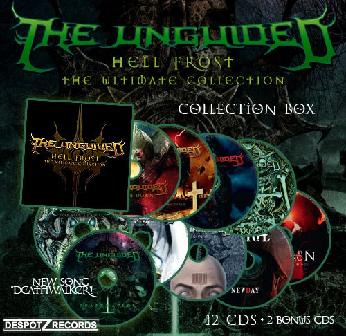 Image of The Unguided - Ultimate Hell Frost Collection Box (12xCD)
