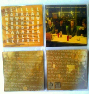 Image of Coping - Lawndale CD