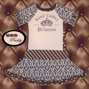 Image of **SOLD OUT** Royal Couture Princess Custom Dress - OOAK Find
