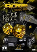 Image of Screwed Video Mix Vol 22 - Deuce Deuce