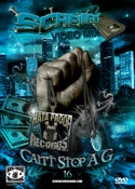 Image of Screwed Video Mix Vol 16 - Can't Stop A G