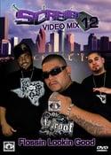 Image of Screwed Video Mix Vol 12 - Flossin Lookin Good