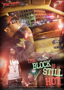 Image of Screwed Video Mix - Lil Wayne The Block Is Still Hot
