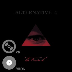 Image of ALTERNATIVE 4 - The Brink (Limited Deluxe Edition) BOX