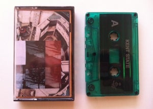 Image of Kent State /At the Heart of the World split cassette