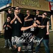Image of Hata Proof Records presents - 200% Hata Proof CD/DVD Combo