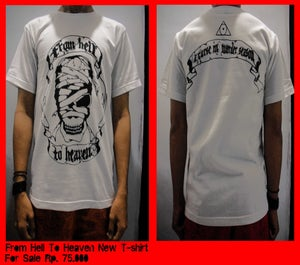 Image of T-shirt white