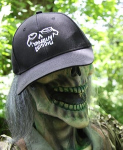 Image of ZOMBIE! Flex-Fit Logo Cap!