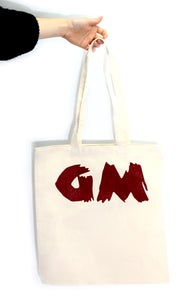 Image of GM Tote Bag (Red)
