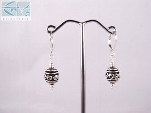 Image of Silver earrings