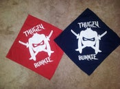 Image of BE LIKE THUGZY BUNNIE BANDANAS