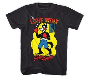 Image of Lone Wolf Black