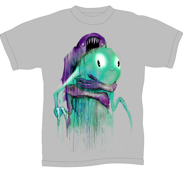 Image of Backpack Icy Grape | by Alex Pardee | Limited Edition T Shirt