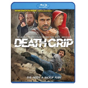 Image of Death Grip - Blu Ray
