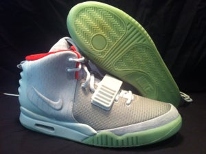 "Image of Nike Air Yeezy 2 NRG ""Platinum"" #508214-010"