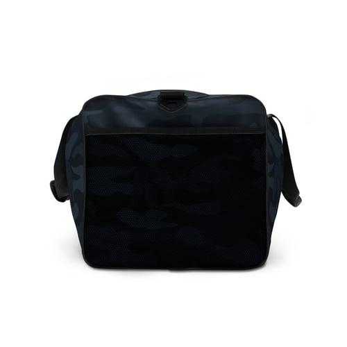 Image of Blue Camo Duffle bag