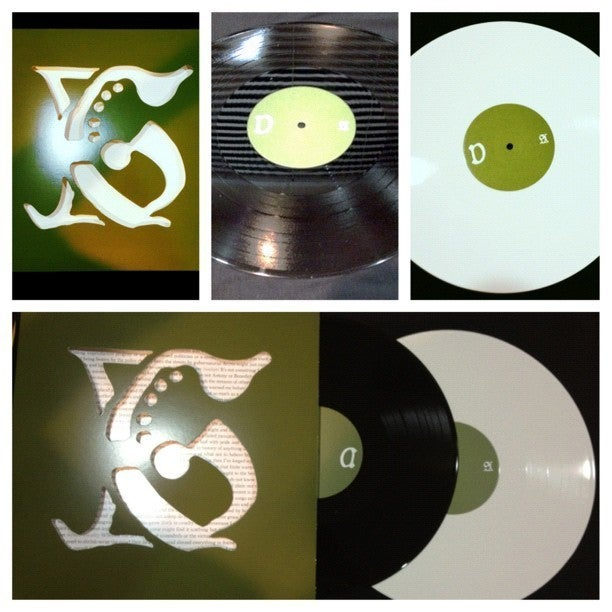 "Image of GHOSTLIMB ""CONFLUENCE"" LP VIT026 Preorders Up June 2nd 8pm PST"