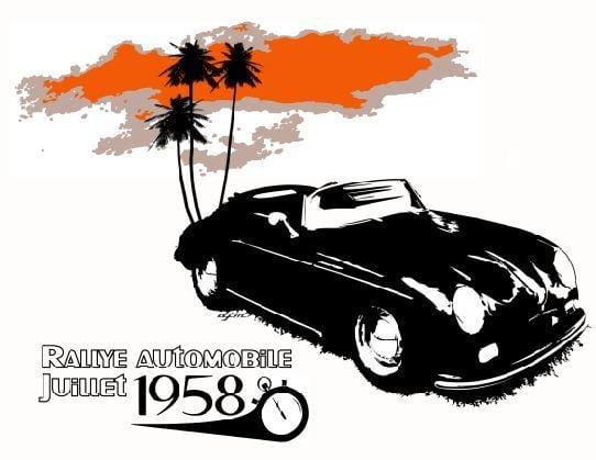 Porsche 356 Rallye