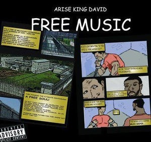 Image of Arise King David - Free Music