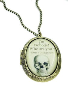Image of I'm Nobody Who Are You Locket