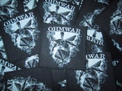 Image of OHMWAR Woven Patch (Angel)
