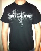 Image of Of Spire & Throne Logo T Shirts
