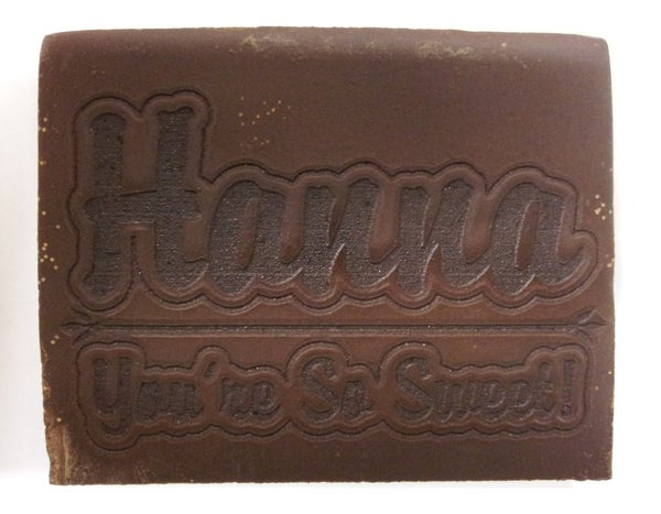 Image of Personalized Chocolate - Sweet