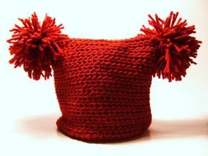 Image of Pom Pom Jester Hat