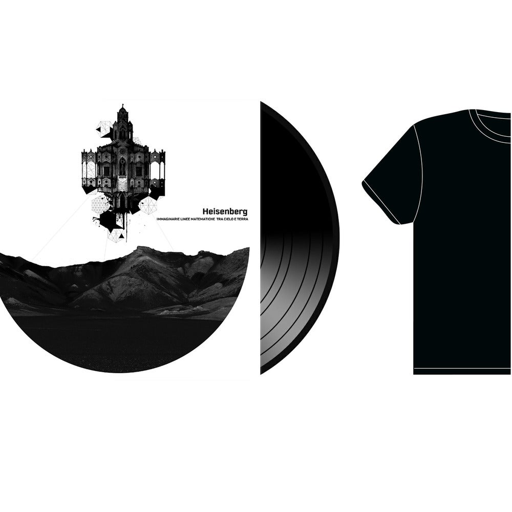 Image of Vinyl + T-Shirt Package (Only 10 Available)